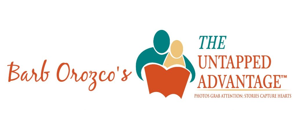 barb orozco the untapped advantage photos grab attention stories capture hearts
